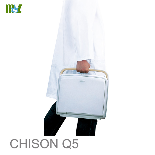 ultrasonido doppler chison q5