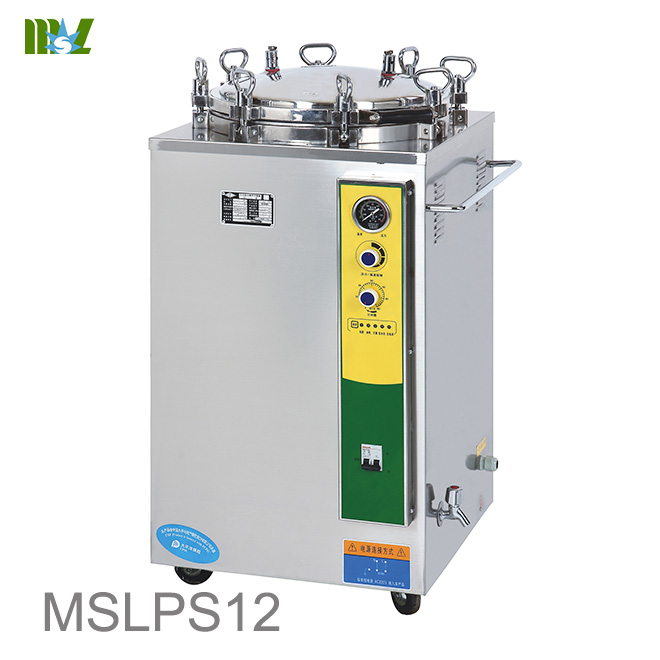 steam autoclave sterilization