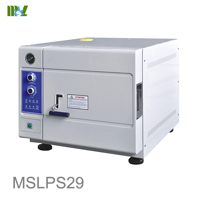 Cheap portable autoclave