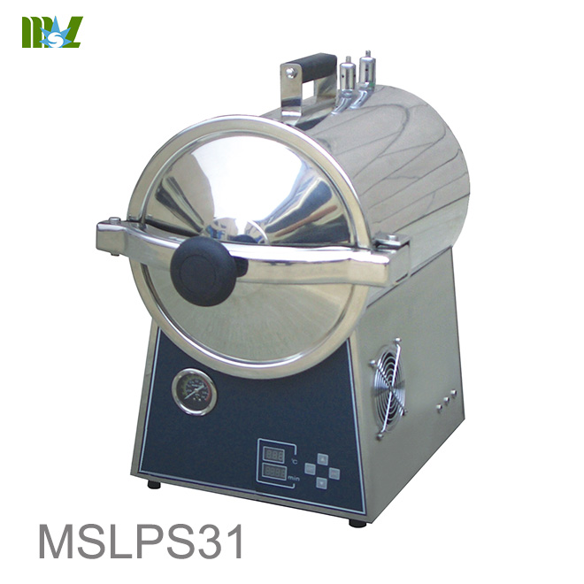 Cheap portable autoclave sterilizer