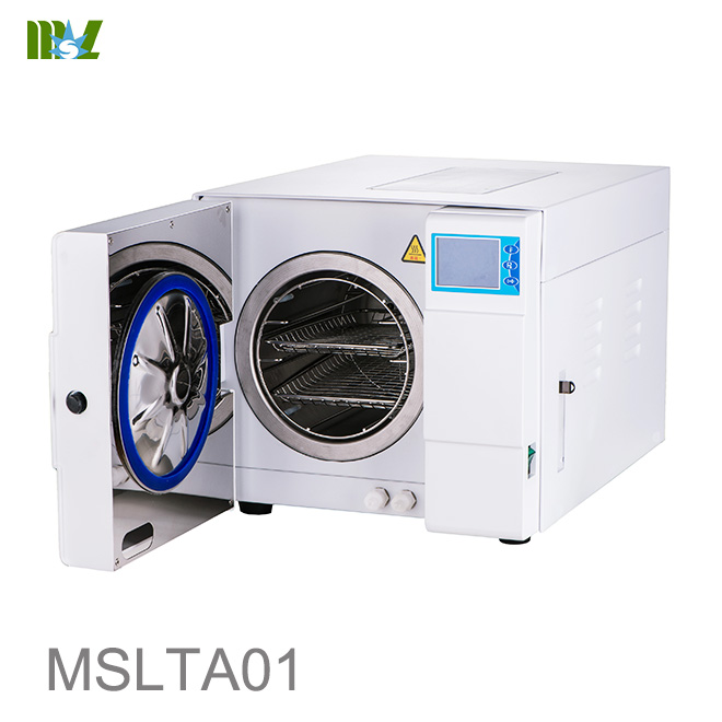 sterilizer steam