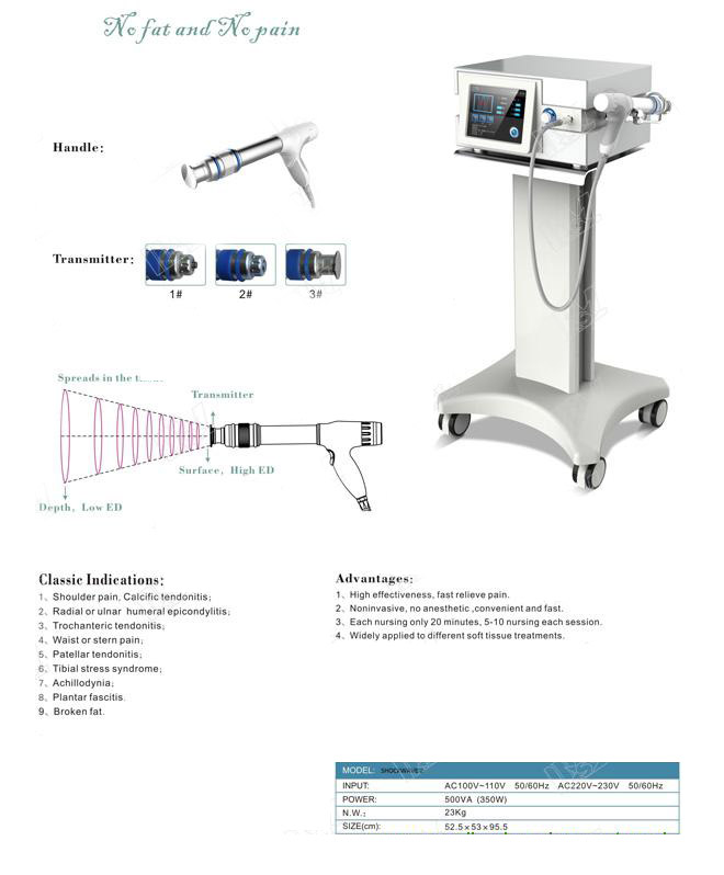 Extracorporeal Shock Wave Therapy MSLST01