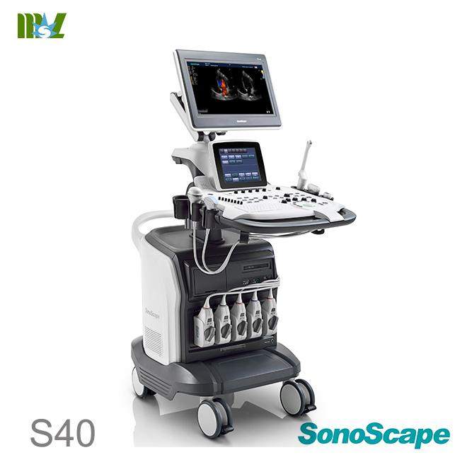 doppler vascular SonoScape S40 price | ecografie doppler