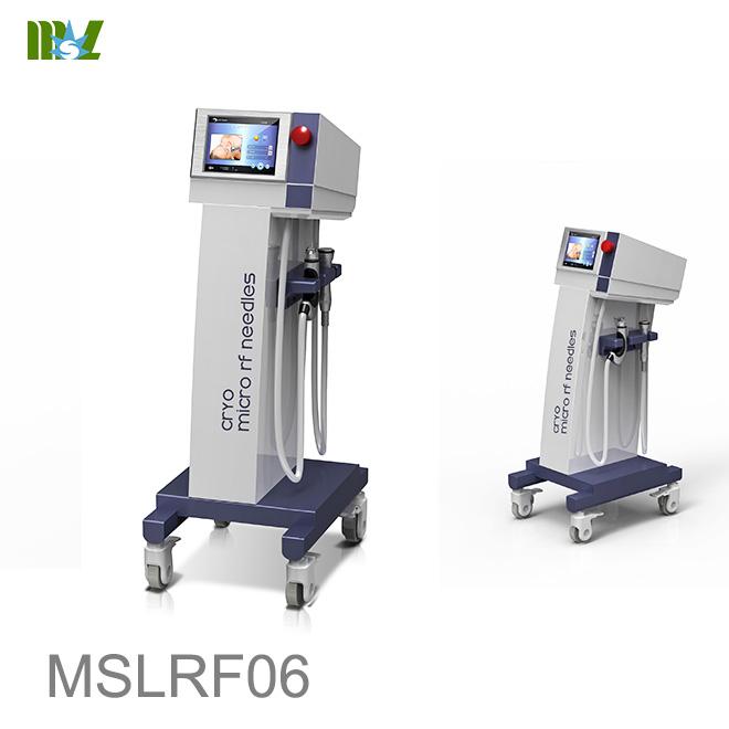 fractional rf microneedle machine