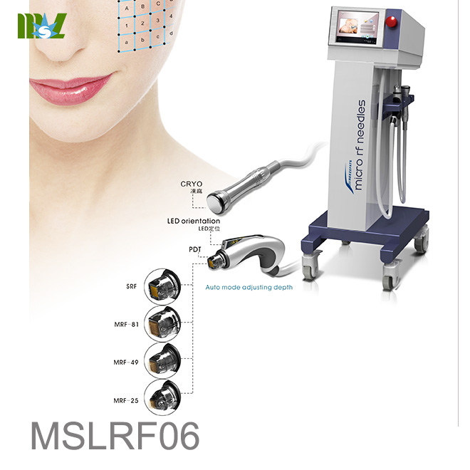 cryo facial machine MSLRF06