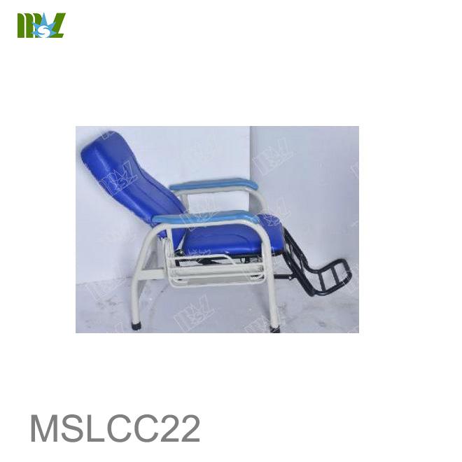Accompanying chair