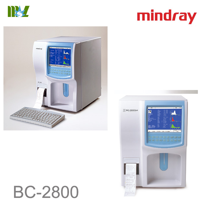 mindray cell counter