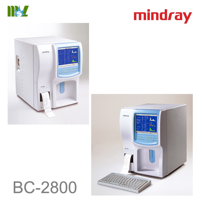 mindray chemistry analyzer