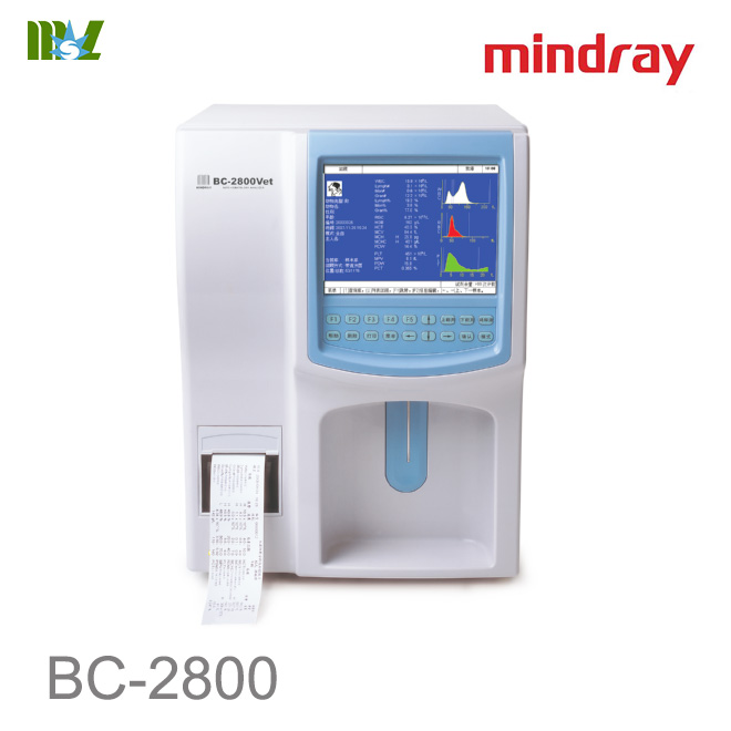 mindray hematology analyzer