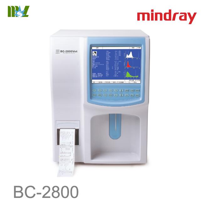 mindray hematology analyzer