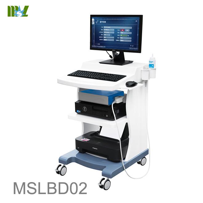 ultrasound bone densitometer
