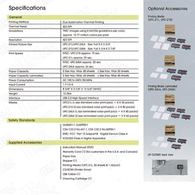 vendor thermal printer