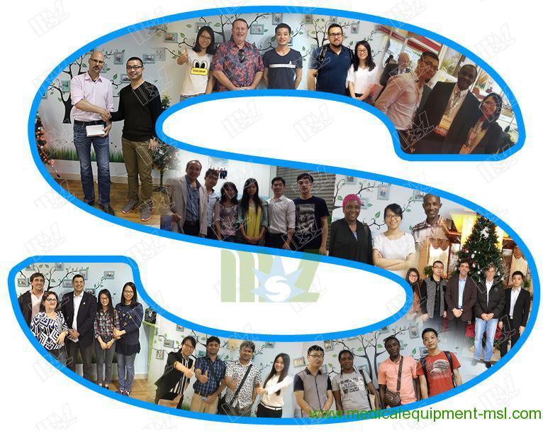 MSL customer group photo