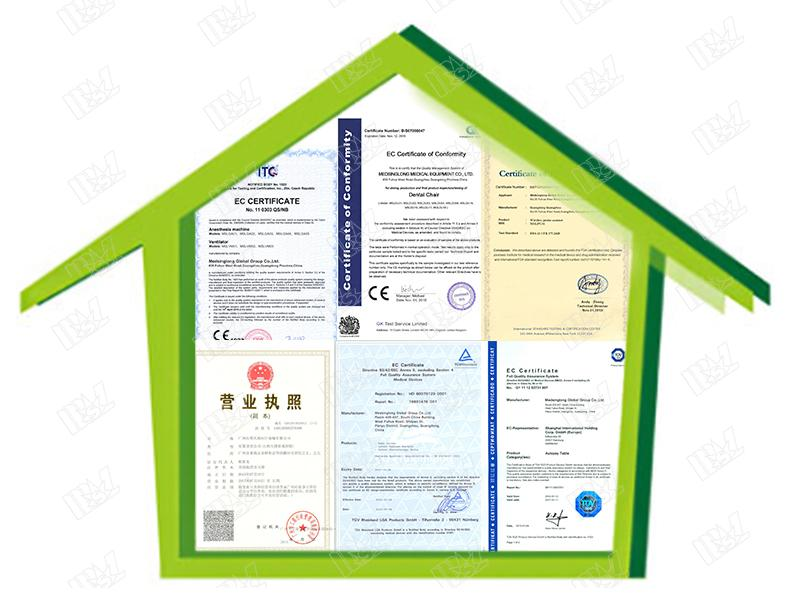 MSL certificate photo