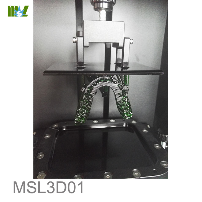 stereolithography 3d printer