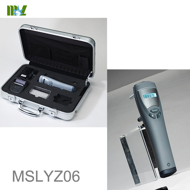 tonometer normal range