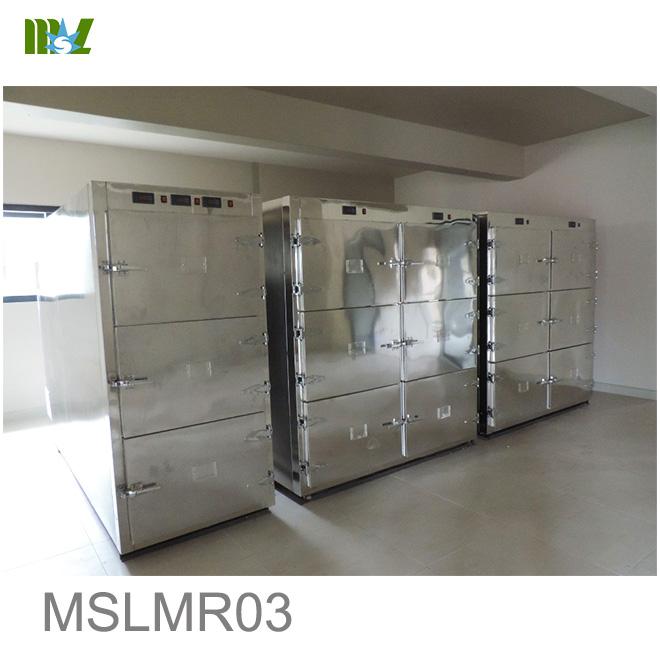 Mortuary Equipment Cadaver Freezer MSLMR03