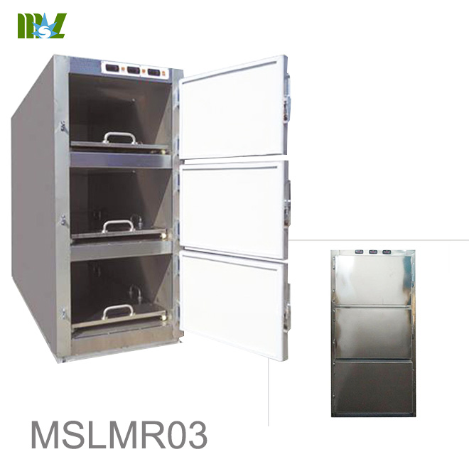 Mortuary Equipment Cadaver Freezer MSLMR03