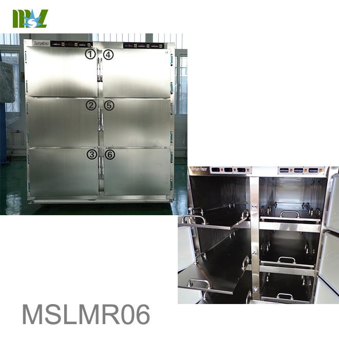 Six Body Refrigerator