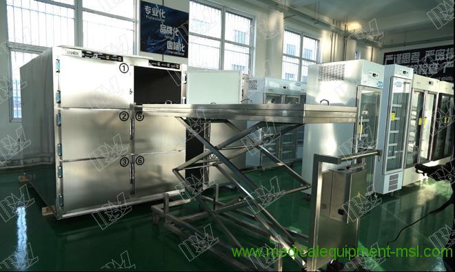 mortuary equipment