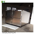 Stainless Steel Mortuary Equipment from Medical Cryogenic
