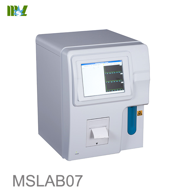 Automated blood analyzers-MSLAB07