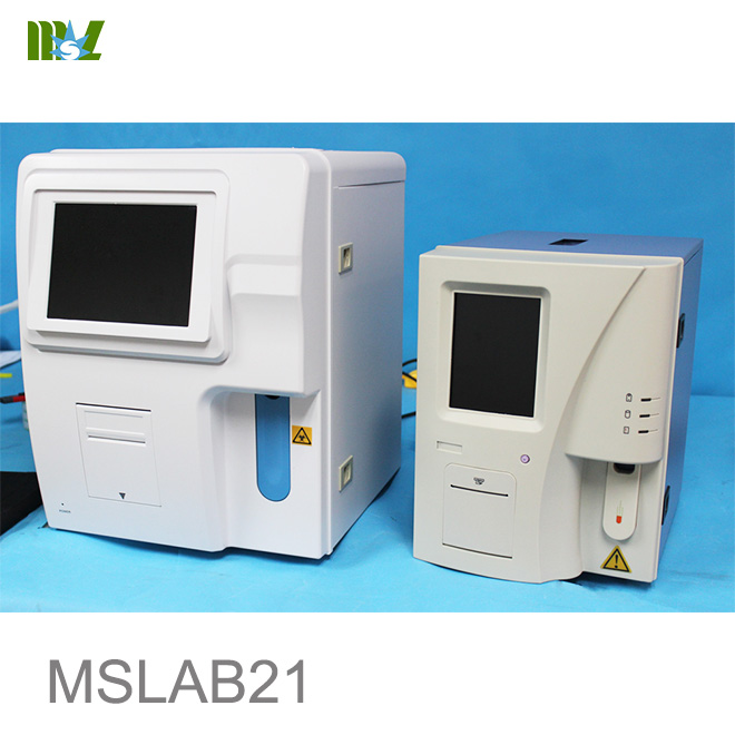hematology analyzer function