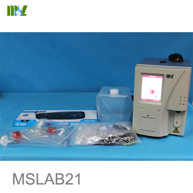 3 DIFF hematology analyzer