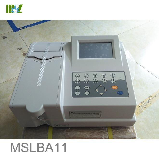 Automatic biochemical analyzer