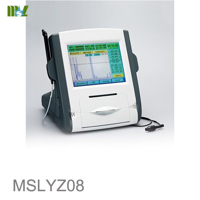 ultrasonic pachymeter
