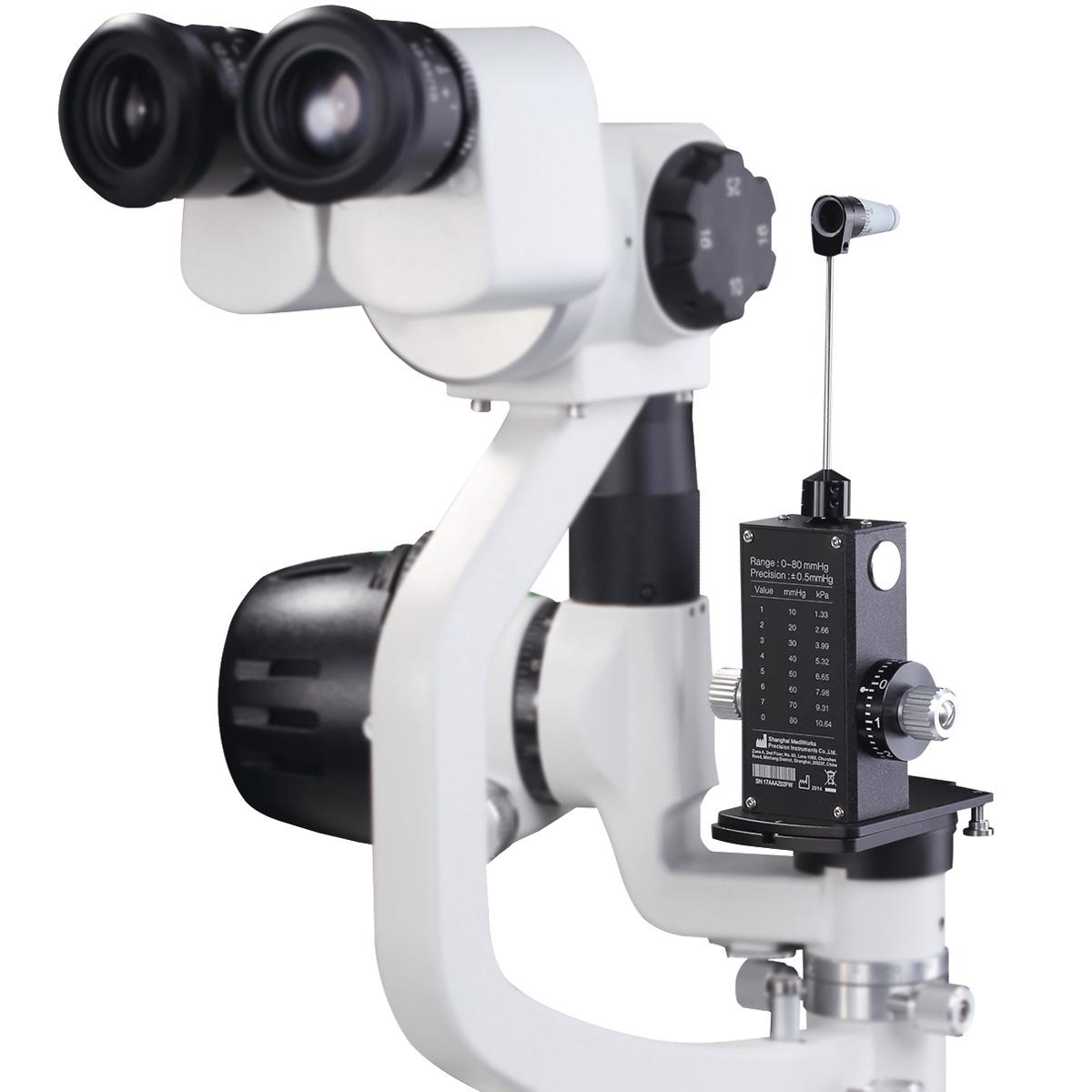 eye pressure measurement