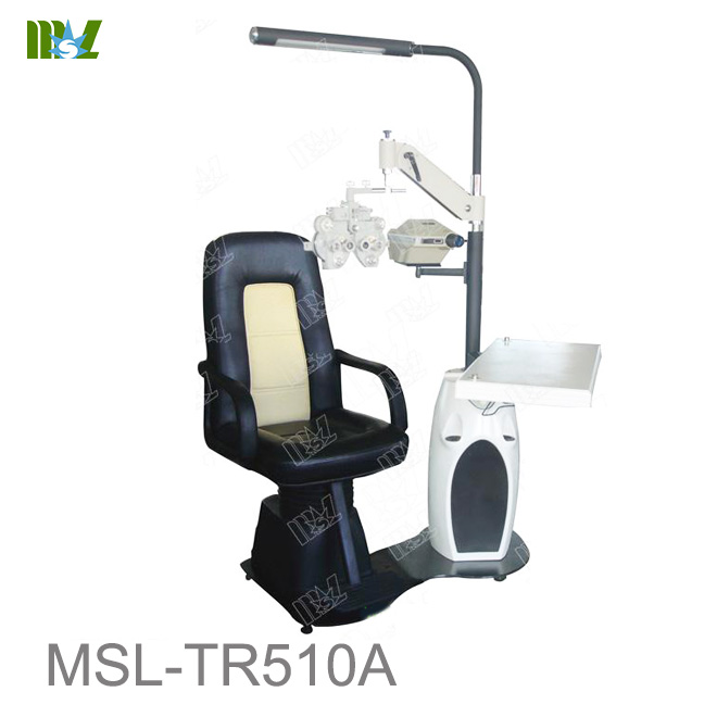 ophthalmic unit