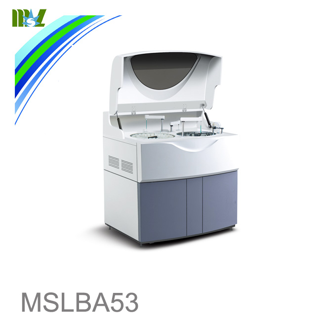 fully automatic chemistry analyzer