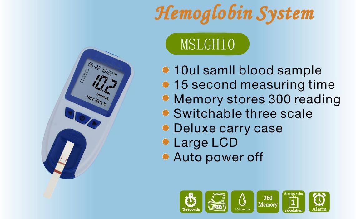 haemoglobin test cost