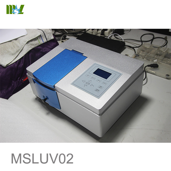 uv vis analysis