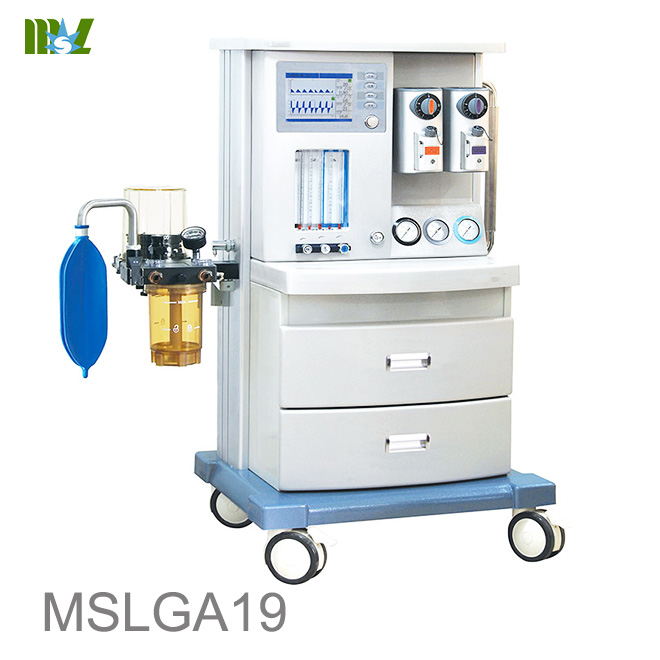 Anesthesia Machine Ventilators