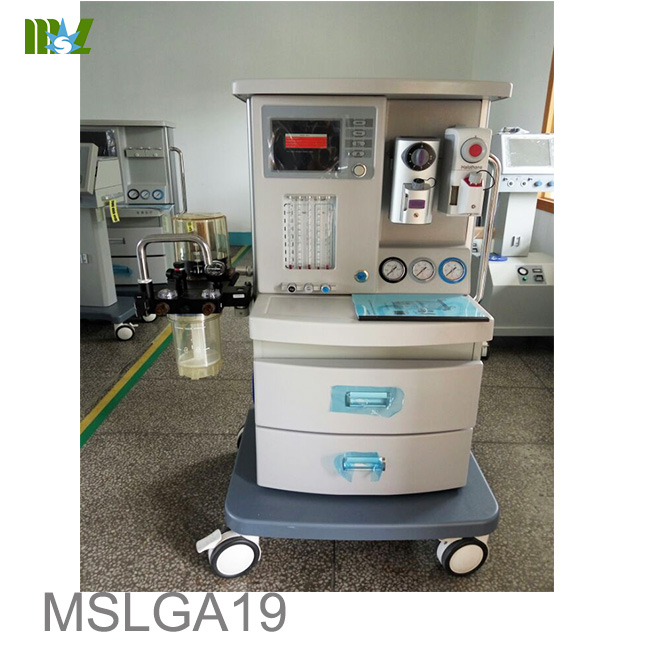 Anesthesia Machine Ventilators