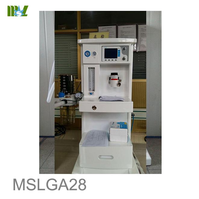 portable anesthesia machine