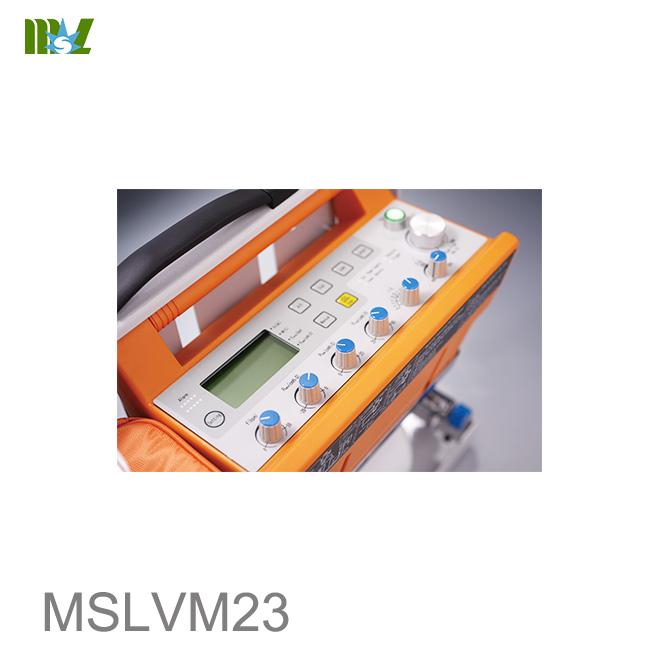 transport ventilator manufacturers