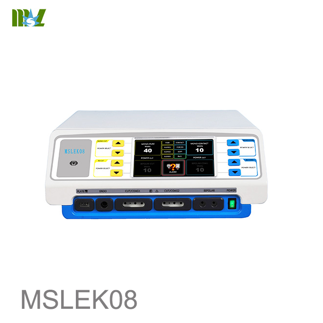 Electrosurgical generator