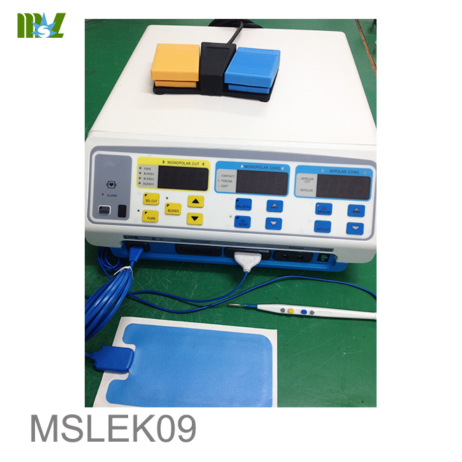 electrosurgical devices