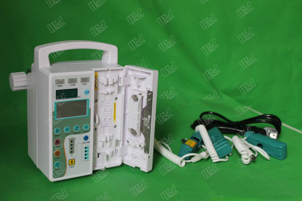 infusion pump distributor