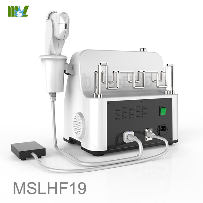 hifu facelift machine