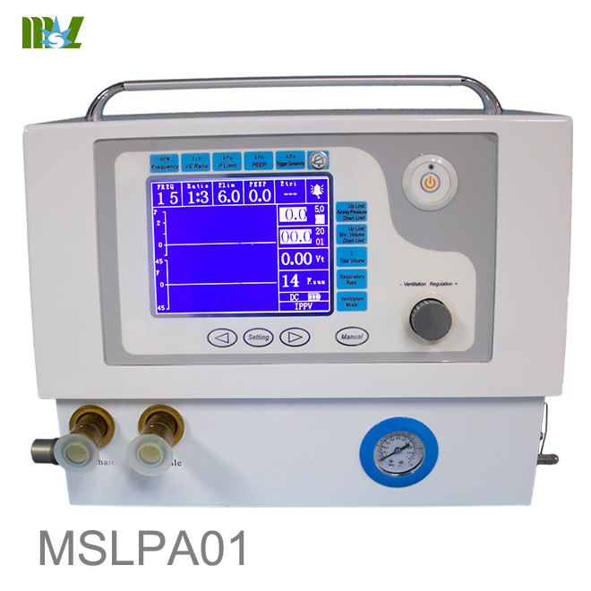 mechanical ventilation MSLPA01