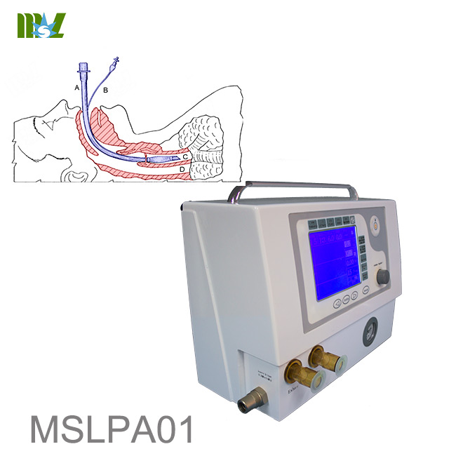 ventilator machine MSLPA01