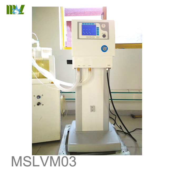 mechanical ventilation MSLVM03