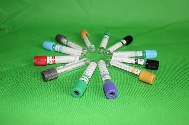 slender ESR tube
