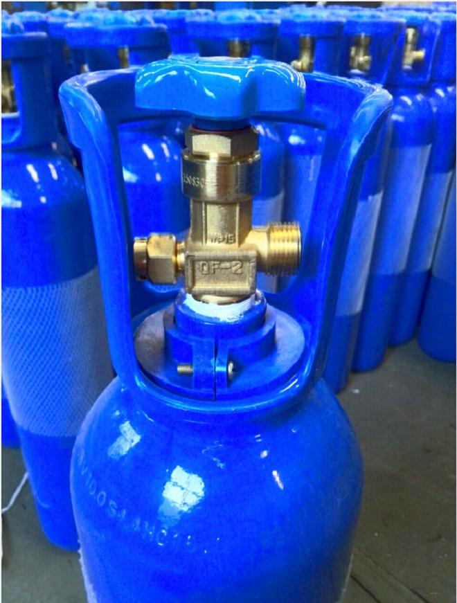 oxygen cylinder   capacity