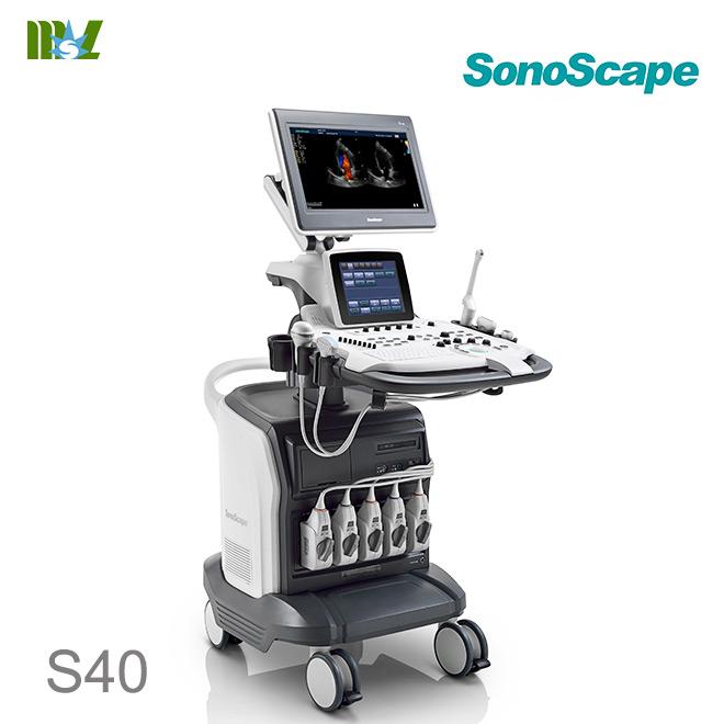 Sonoscape S40 3d scanner