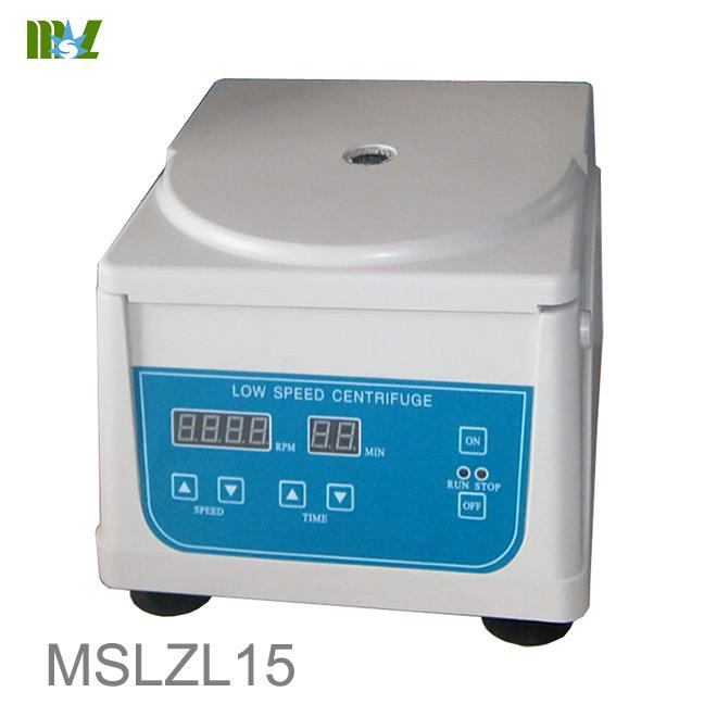 centrifuge uses